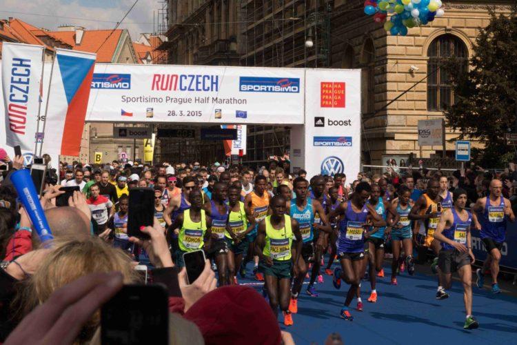 Prague Half Maraton 2015